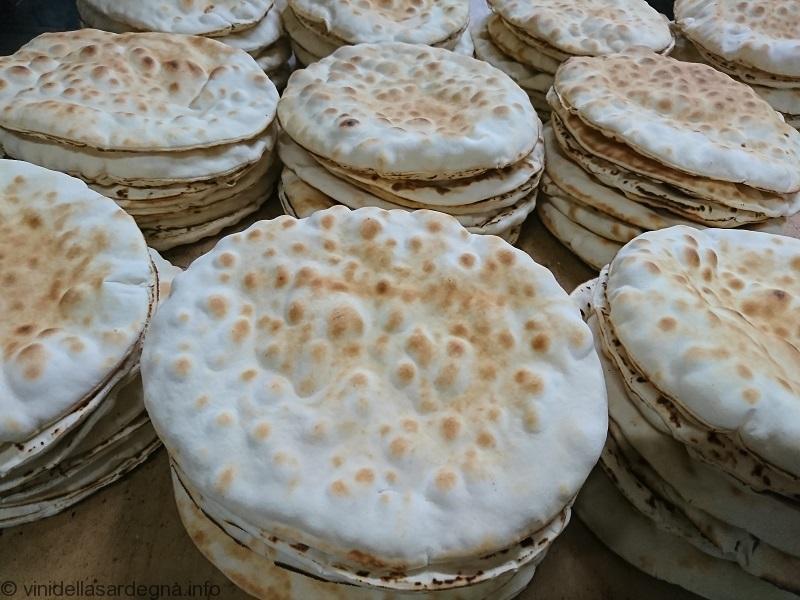 サルデーニャのパン