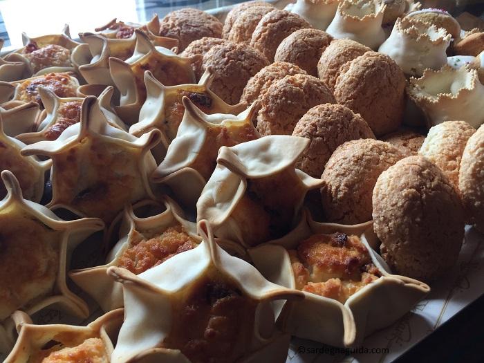 サルデーニャのお菓子