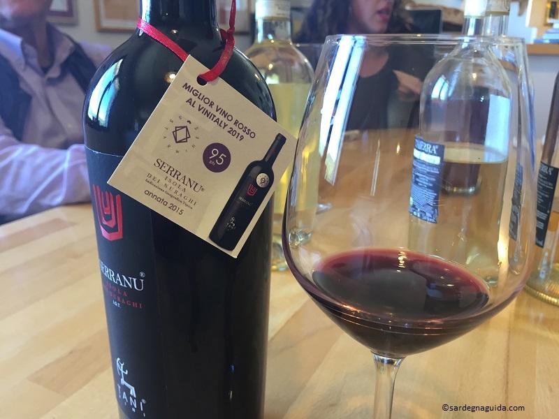 ヴィーニタリー最優秀赤ワイン