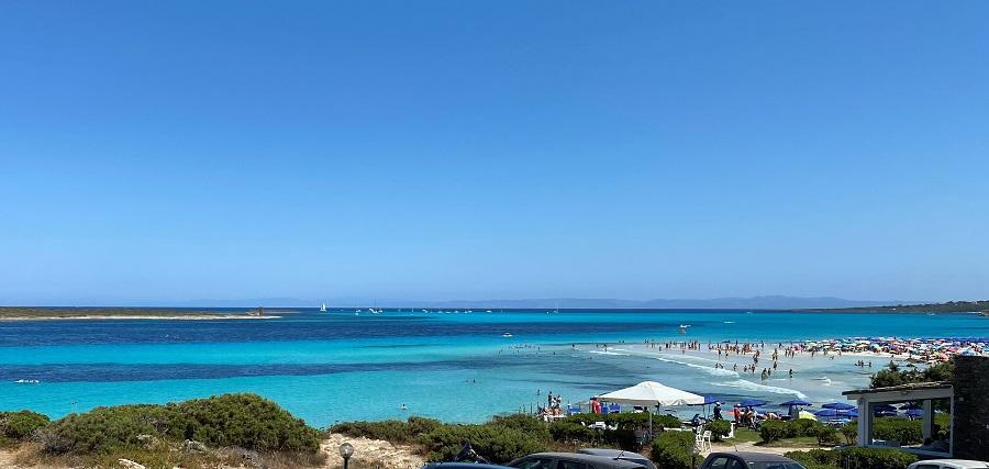 ペローザビーチ サルデーニャ島